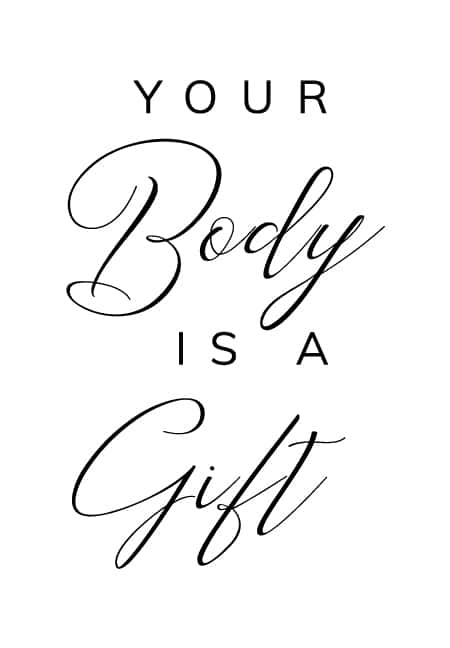 your-body-is-a-gift